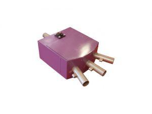 Pneumatic diverter valve