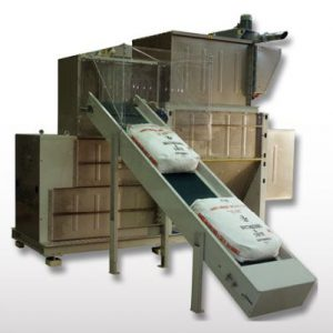 Extrac RSA Automatic Bag Splitting Station