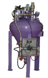 Air-tec Bart One Dense Phase Vessel