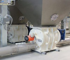 Blower Lean Phase Conveying