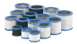 Replacement Blower filter cartridges