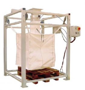 Extrac RBB Bulk Bag Loaders