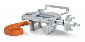 Formwork vibrator clamps