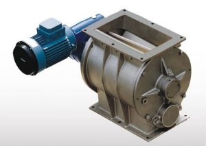 Torex drop through rotary valve