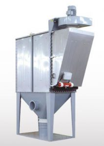 WAM Drybatch dust collector