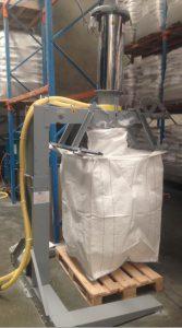 WAM Easyfill Dust Bagging System