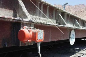 Formwork electric vibrator