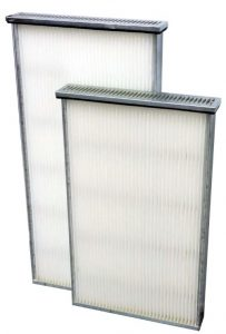 Rectangular Dust Collector Replacement Filters
