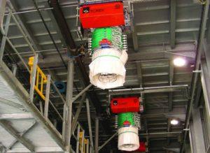 Truck Loading bellows