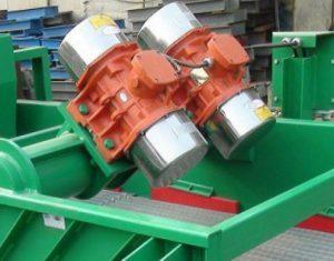 Shale shaker mining electric vibrator