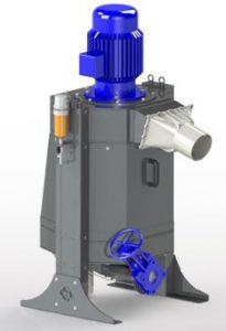 solids/liquids separator