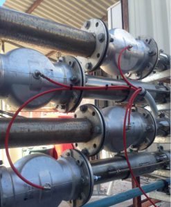 Pinch Valves in Operation