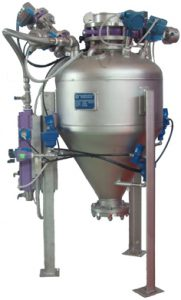 Air-tec TPA Dense Phase Vessel