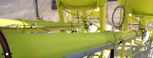 Cement screw conveyors