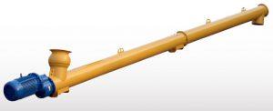 Tubular screw conveyors / Spiral conveyor