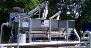 Wastemaster moveable water treatment plant