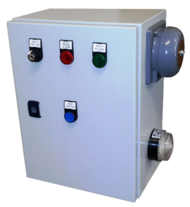 Overfill Protection Control Panel