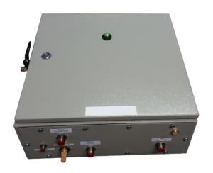 Silo Overfill Pneumatic Control Panel