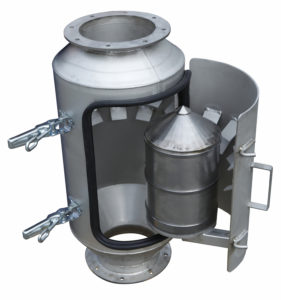 Pipe Magnetic Separators