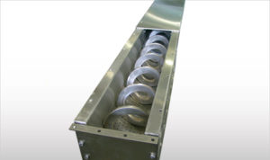 Sludge Screw Conveyor