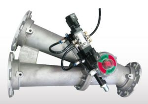 Torex VAB flap diverter valve