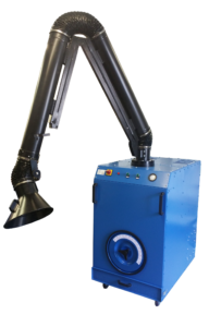 Portable Welding Fume Collector
