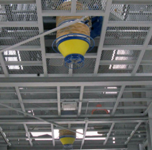 ZA Loading Chute with Integrated Dust Collector for Tankers