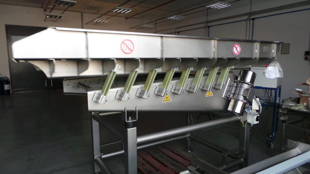 Stainless Steel Vibrator Shaker
