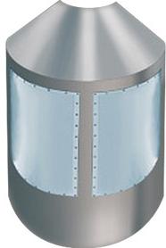 Vigilex VL-R Curved Explosion Panels