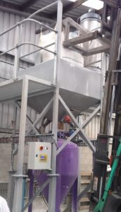 Bag Splitting Bulk Bag Unloader