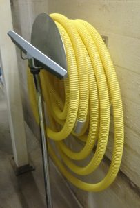Centralised Industrial Vacuum Systems Hose and Head