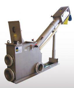 GCPC Waste Water Screw Screens