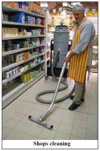 240V Vacuum Cleaner