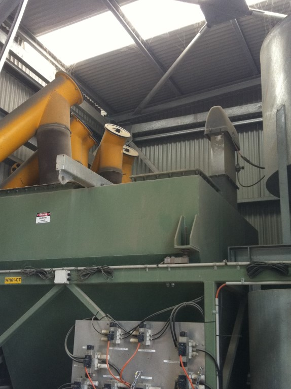 WAM Screw Conveyors