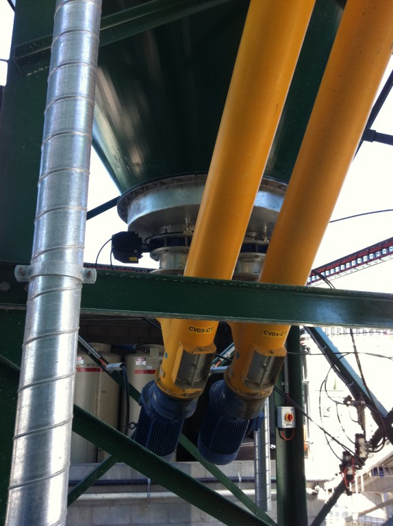 Cement Screw Conveyors