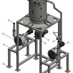Centralised Industrial Vacuum System