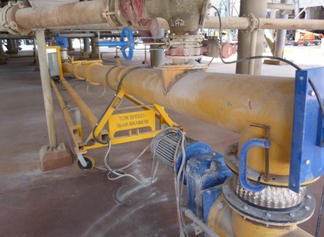Power Plant Screw Conveyors