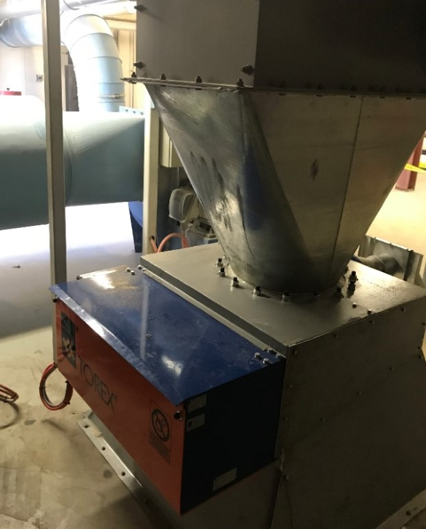 Grain Out-Loading Bellows