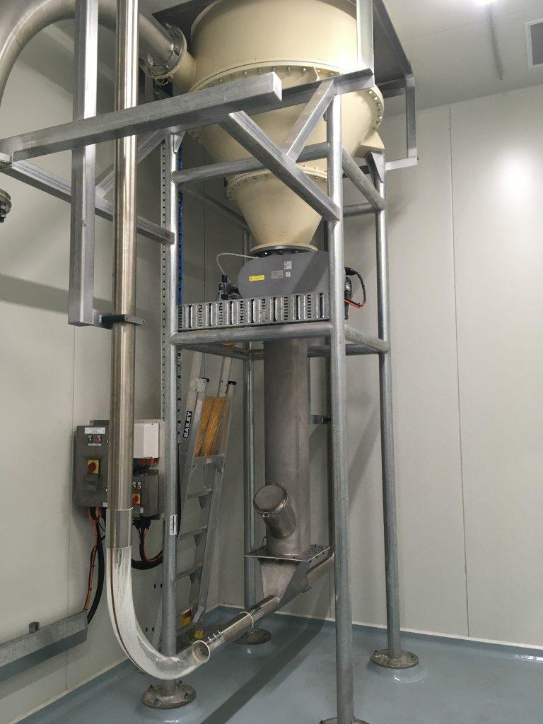 Icing Sugar Vacuum Conveying System
