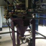 Manganese Dioxide Dense Phase Conveying