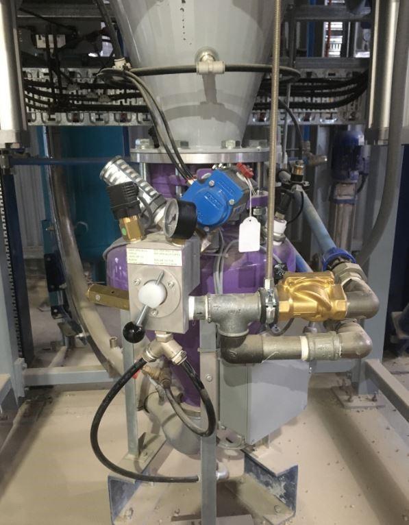 Sand Pneumatic Conveyor System