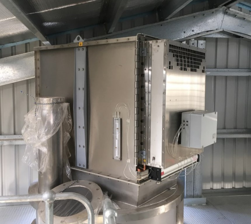 Sugar Dust Extraction Systems