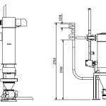 Animal Feed Vacuum Transfer System