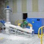 Cement Truck Unloader Pneumatic Conveyor