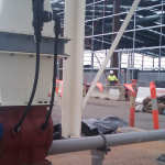 Cement and Slag Pneumatic Conveying System