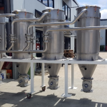 Feed Mill Vacuum Conveying System