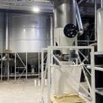 Hazardous Area IECEX Brewery Grain Dust Extractor