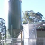 Powder Activated Carbon Screw Conveyor