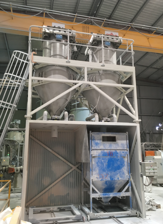 PVC Resin Dust Extractor