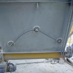Stone Dust Screw Conveyors
